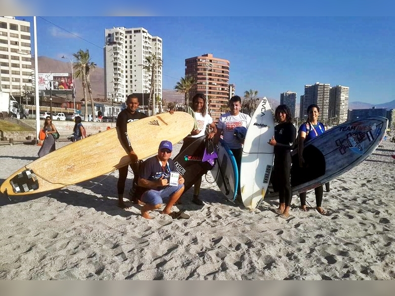 Highlight surfteamesa